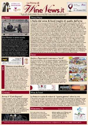 La Prima di WineNews - N. 702