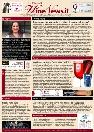 La Prima di WineNews - N. 703
