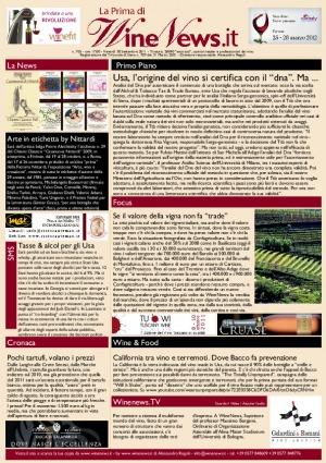 La Prima di WineNews - N. 705