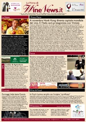 La Prima di WineNews - N. 724