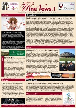 La Prima di WineNews - N. 725