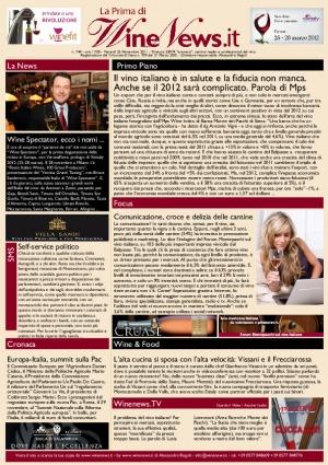 La Prima di WineNews - N. 744
