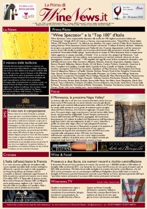 La Prima di WineNews - N. 745