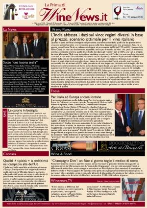 La Prima di WineNews - N. 746