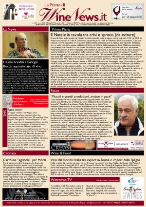 La Prima di WineNews - N. 764