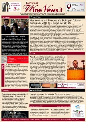 La Prima di WineNews - N. 765