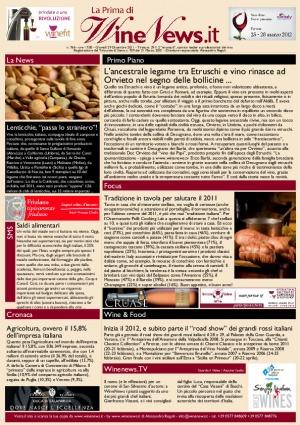 La Prima di WineNews - N. 766