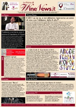 La Prima di WineNews - N. 767