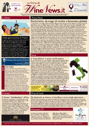 La Prima di WineNews - N. 785