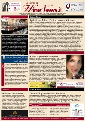 La Prima di WineNews - N. 786