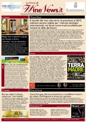 La Prima di WineNews - N. 78