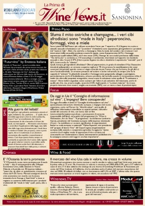 La Prima di WineNews - N. 79