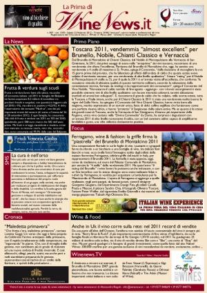 La Prima di WineNews - N. 807