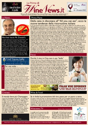 La Prima di WineNews - N. 809