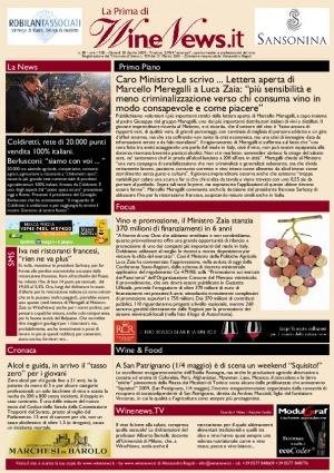 La Prima di WineNews - N. 80
