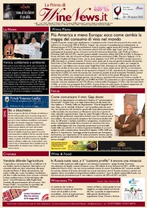 La Prima di WineNews - N. 831