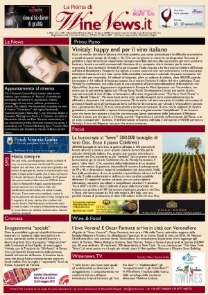 La Prima di WineNews - N. 832