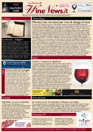 La Prima di WineNews - N. 833