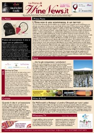 La Prima di WineNews - N. 850