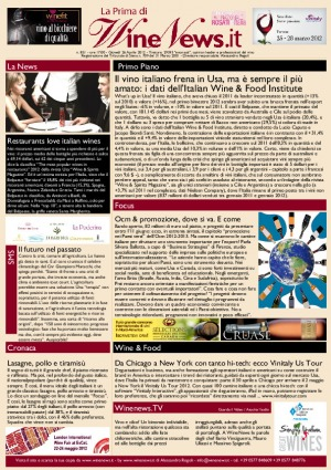 La Prima di WineNews - N. 851