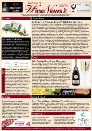 La Prima di WineNews - N. 852