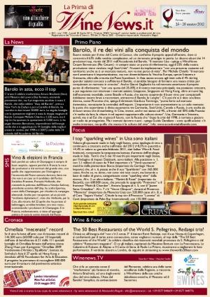 La Prima di WineNews - N. 853