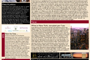 La Prima di WineNews - N. 860