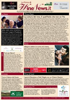 La Prima di WineNews - N. 872