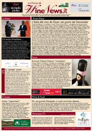 La Prima di WineNews - N. 873