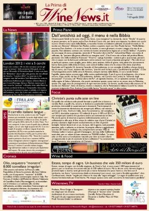 La Prima di WineNews - N. 893