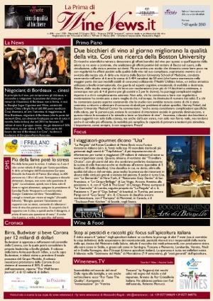 La Prima di WineNews - N. 894