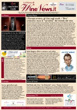 La Prima di WineNews - N. 896