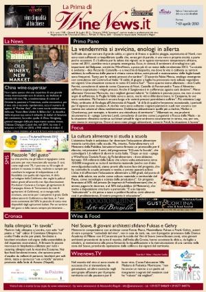 La Prima di WineNews - N. 915