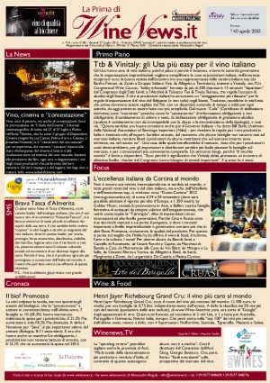 La Prima di WineNews - N. 916