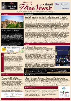 La Prima di WineNews - N. 938