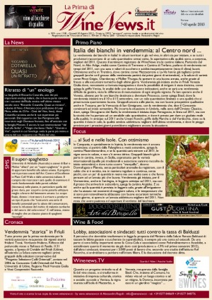 La Prima di WineNews - N. 939