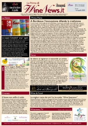 La Prima di WineNews - N. 940