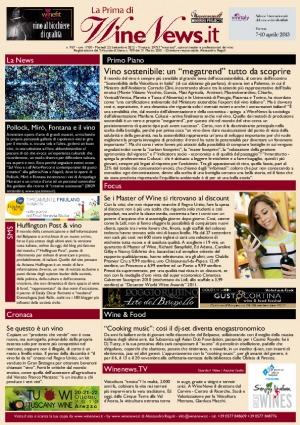 La Prima di WineNews - N. 957