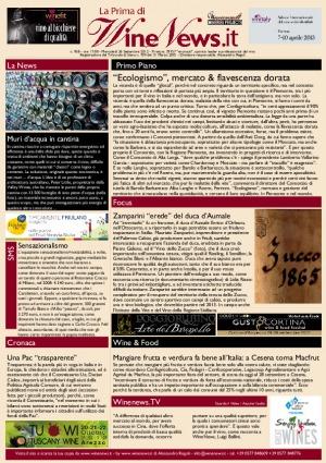 La Prima di WineNews - N. 958