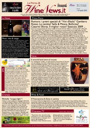 La Prima di WineNews - N. 959