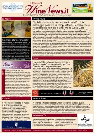 La Prima di WineNews - N. 97