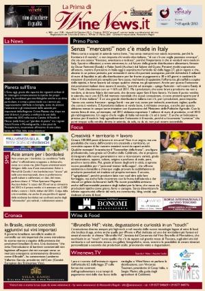 La Prima di WineNews - N. 980