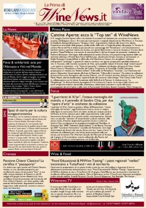 La Prima di WineNews - N. 98