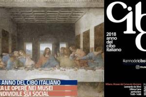 """Parte dai Musei più importanti d'Italia e dai loro tesori """"a tema"""" il """"2018 Anno del Cibo Italiano"""", voluto dal Ministero dei Beni Culturali e da quello delle Politiche Agricole. E poi tante iniziative, tra Unesco, turismo e promozione nel mondo"""