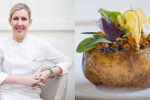 """È Clare Smyth, per anni braccio destro di Gordon Ramsay, ed ora alla guida del Core, a Londra, la """"World's Best Female Chef 2018"""" (la classifica completa a Bilbao il 19 giugno)"""