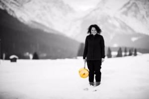 """Il Premio Michelin Chef Donna 2018 dell'Atelier des Grandes Dames di Veuve Clicquot a Fabrizia Meroi, 1 stella al Ristorante Laite a Sappada (Udine): """"incarna le qualità di Madame Clicquot, determinata, creativa, innovatrice, intraprendente"""""""