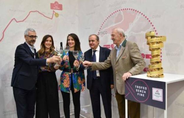 FRANCIACORTA, GIRO D'ITALIA, News