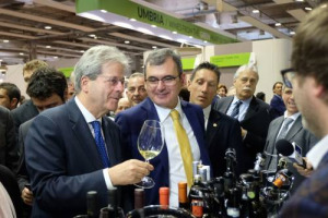 The future of Vinitaly according to aurizio Danese, president of Veronafiere