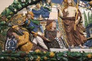 """Cosa può fare il vino per il patrimonio italiano? Prendersi cura dei suoi capolavori. Grazie ad Antinori, torna in Italia la """"Resurrezione di Cristo"""" di Giovanni della Robbia, al Museo del Bargello a Firenze. Alessia Antinori: """"un grande orgoglio"""""""