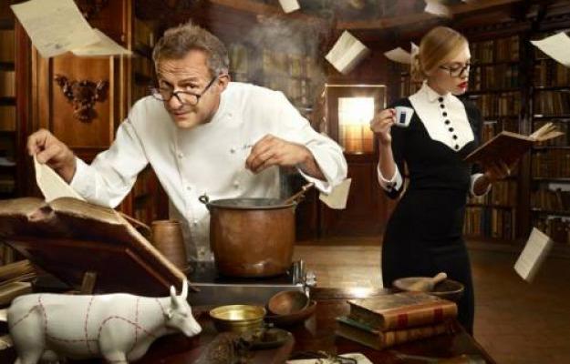 Bambini e grandi chef, come Massimo Bottura, per imparare la cucina ...